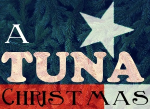 a tuna christmas initial graphics
