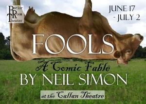 fools postcard front