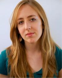 Allison Frisch Head Shot with Border 2014